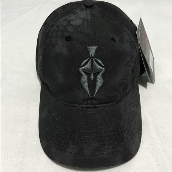 15597bee Kryptek Accessories | Spartan Logo Ballcap | Poshmark